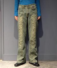 Vintage   Design Denim Pants