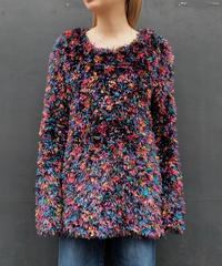Vintage   Shagy Knit