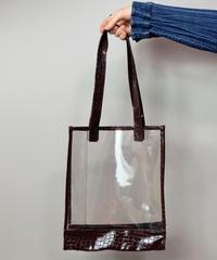 Vintage   Clear Tote Bag