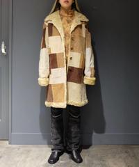 Vintage   Patchwork Coat