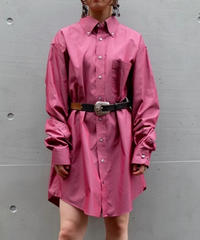 Vintage   Shiny Bigsize Shirt