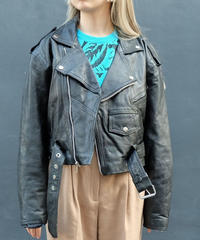 Vintage   Leather Raiders Jacket
