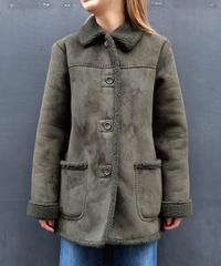 Vintage   Fake Mouton Jacket