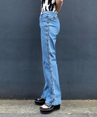 Vintage   Denim Frea Pants 2