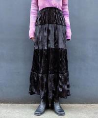 Vintage   Velours Skirt