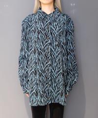 Vintage   Zebra Shirt