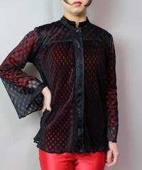 Vintage   Lace Design Shirt