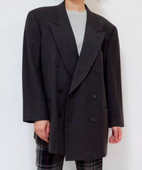 VINTAGE   BIG TAILORED JACKET