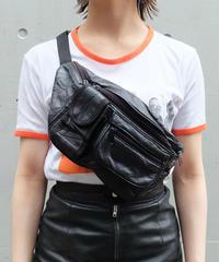 Vintage   Leather Waist Bag