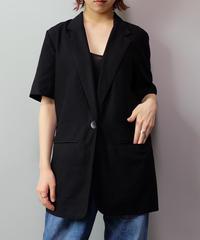 Vintage   Short Sleeve Tailored Jacket