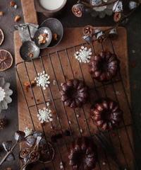 45サイズ:繊細な錆び色ブラウンブラック beautiful-rustic