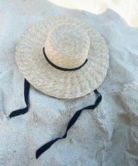 WAVE STRAW HAT