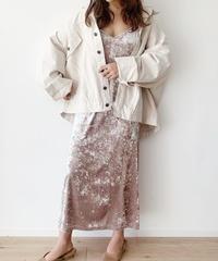 VELOUS CAMI DRESS