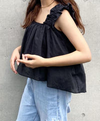 FRILL FRARE BLOUSE