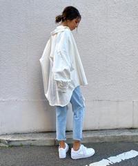 drape cottonshirt#26169