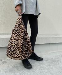 leopard tote#A727