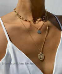 double & set necklace
