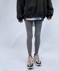 rib leggings「hot」#9860