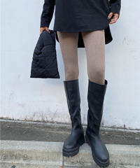 rib leggings「hot」#9860