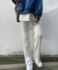 knit pt 「slit」#6025