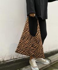 Zebra tote#6678