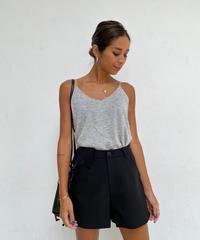 Thin knit cami#8001