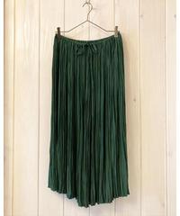 割繊ランダムプリーツスカート