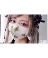 Triple* fortune /オリジナルプリントマスク(鈴蘭)