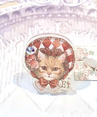 Enchantlic Enchantilly/アンシャンテリックアンシャンテリー ご機嫌猫ちゃんリング