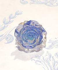 てんしのしっぽ☆/Roseリング(ブルー)