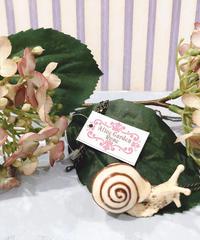 Alice Garden/アリスガーデン カタツムリペンダント