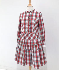 Emily Temple cute 〈 SALE〉 Berry Collegeワンピース(チェック)
