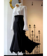 ATELIER BOZ/ストレッチ ロワールグランシェ マーメイドスカート(Lサイズ)