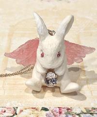 Alice Garden/ うさぎ天使ペンダント