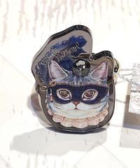 Enchantlic Enchantilly/アンシャンテリックアンシャンテリー Masquerade Catリング(青)