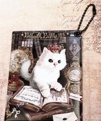 Enchantlic Enchantilly/アンシャンテリックアンシャンテリー Queen Cat~秘密の書斎~パスケース