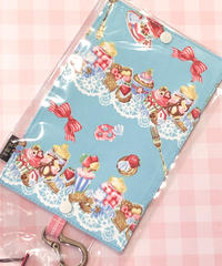 KASEI/携帯マスクケース(Sweets Box)