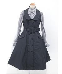 Sheglit/シェグリット Rosaliaジャンパースカート (ブラック)