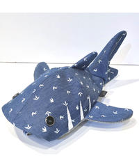 KASEI/ジーンベイザメ・シックスプラス(Chambray Swallow)