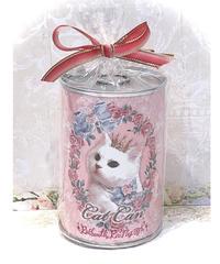 Enchantlic EnchantilIy/アンシャンテリックアンシャンテリー Queen Cat Can (Pink)