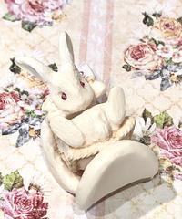 Alice Garden/アリスガーデン アリスうさぎしがみつきリング