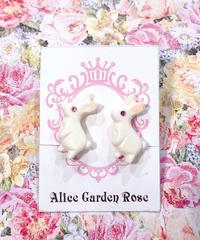 Alice Garden/アリスガーデン  立ちうさぎイヤリング