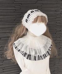 Estryllia Enhillia /「コレアのメロディー」ベッドドレス(ホワイト)