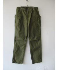 2020 Autumn/Winter AVontade Fatigue Trousers -Military Back Sateen-/アボンタージ ファティーグ トラウザー
