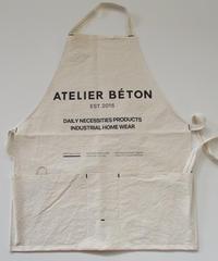ATELIER BETON/アトリエべトン WORK APRON/ワーク キャンバス エプロン