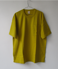 【SALE】2020-SPRING/SUMMER. GOLD/ゴールド 14/-HEAVY COTTON WIDE S/S T-SHRT/GL78408 /ワイド Tシャツ