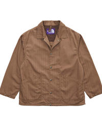 【SALE】2020SS. THE NORTH FACE PURPLE LABEL Herringbone Twill C.P.O Jacket /NP2003N /パープルレーベル ジャケット