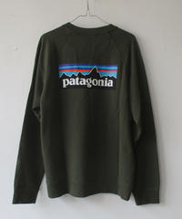 2020FW. Patagonia/パタゴニア P-6 Logo Organic Crew SweatShirts/P-6ロゴ クルー スウェット