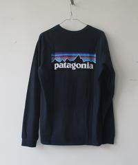 Patagonia/パタゴニア L/S P-6 LOGO Responsibili Tee/パタゴニア ロングスリーブTee・P-6ロゴ