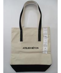 【SALE/30%OFF】ATELIERBETON/アトリエベトン CANVAS TOTE BAG/キャンバス トート バッグ